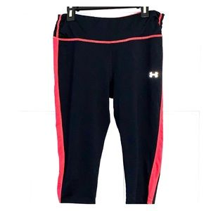 Under Armour Size Small - Running Crop Leggings